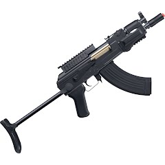Crosman Game Face GF76 Airsoft Rifle Image