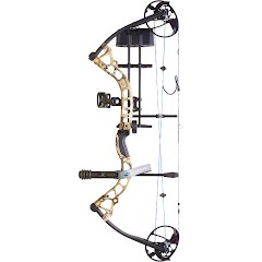Diamond Archery Infinite Edge Pro 5-70#, 13-31'' Draw, RH Compound Bow Package Image