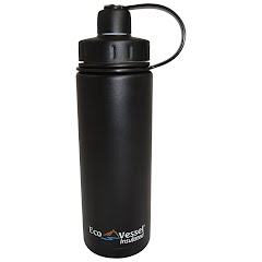 Eco Vessel Boulder 20oz Insulated Bottle Image