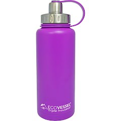 Eco Vessel Boulder 32oz Insulated Bottle Image