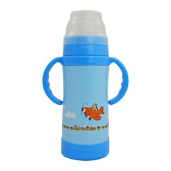 Eco Vessel Insulated Stainless Steel Sippy Cup 10 oz Image