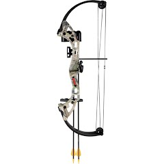 Fred Bear Archery Youth Brave with Biscuit Recreational Bow Image