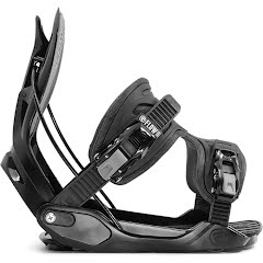 Flow Alpha Snowboard Bindings Image