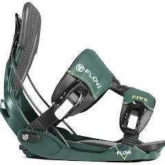 Flow Five Snowboard Bindings Image