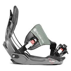 Flow Five Hybrid Snowboard Bindings Image