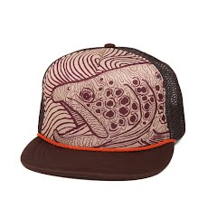 Fishpond Foamy Brown Hat Image