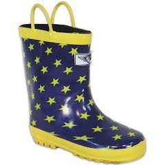 Forever Young Boys Preschool Lined Rain Boots Image