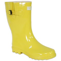 Forever Young Women's 11-Inch Rain Boots Image