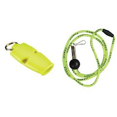 Fox 40 Micro Safety Whistle with Landyard Image