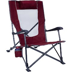 Gci Outdoor Low-Ride Recliner Chair Image