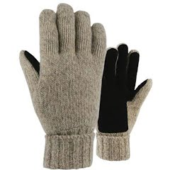 Grand Sierra Mens Ragg Wool Glove Image