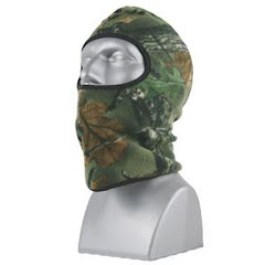 Grand Sierra Men`s Camo Sport Fleece Balaclava Mask Image