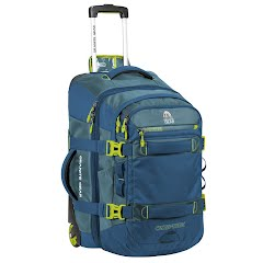 Granite Gear Crosstrek 22 in. Wheeled Carry-On Duffel with Removable 28 Liter Pack Image