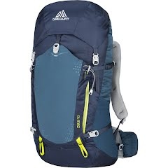 Gregory Zulu 40 Internal Frame Pack Image