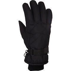 Grand Sierra Men`s Taslon Ski Glove Image