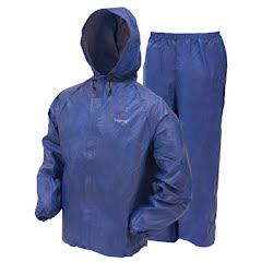 Frogg Toggs Youth Ultra-Lite Rain Suit Image