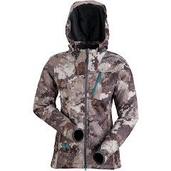 Girls With Guns Women's Artemis 3 Layer Softshell Jacket Image