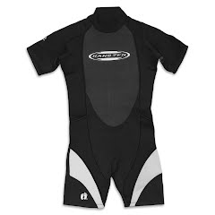Hang Ten Mens 3/2mm Spring Wetsuit Image