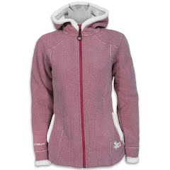 Hot Chillys Women's Cabo Full Zip Hoodie Image