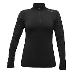 Hot Chillys Women's Micro-Elite XT Zip-T Image