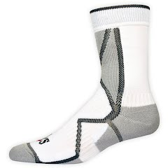 Hot Chillys Men`s Mid Volume Crew Sock Image