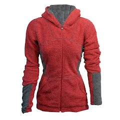Hot Chillys Women`s MTB Pico Full Zip Hoodie Image