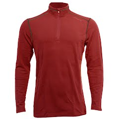 Hot Chillys Men`s Micro Elite XT Zip-T Image