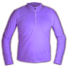 Hot Chillys Youth Pepper Bi-Ply Zip-T Image