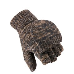 Hot Fingers Camouflage Ragg Wool Glomitt Image