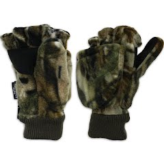 Hot Fingers Mens Shooting Glomitt Image