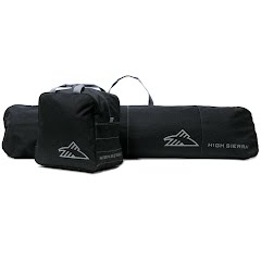 High Sierra Snowboard Sleeve and Boot Bag Combo Image