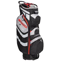 Tour Edge Men's Hot Launch Xtreme 5.0 Cart Bag Image