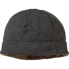Hot Shot Men`s Heathered Fleece Reversible Beanie Image