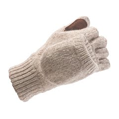 Hot Fingers Men`s Rebel Ragg Wool Glomitt Image