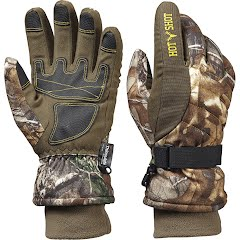 Hot Shot Bison Gloves Image