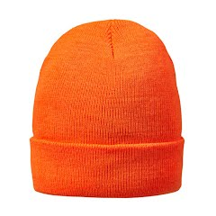 Hot Shot Mens Acrylic Knit Blaze Beanie Image
