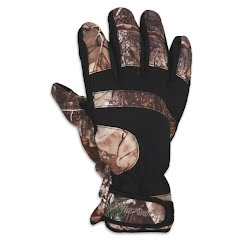 Hot Shot Mens Rattler Tricot Hunting Gloves Image