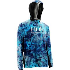 Huk Men's Kryptek ICON Hoody Image