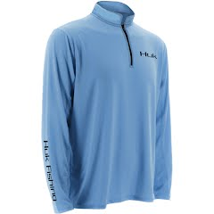 Huk Men`s Icon 1/4 Zip Image