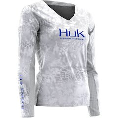 Huk Women`s Kryptek Icon Long Sleeve Shirt Image