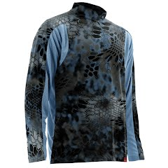 Huk Men's Trophy Kryptek 1/4 Zip Image
