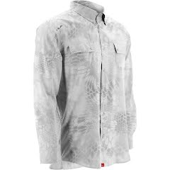 Huk Men's Next Level Kryptek Long Sleeve Shirt Image