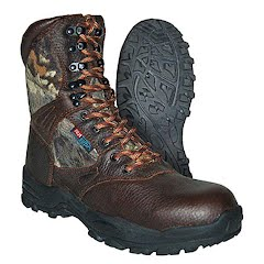 Itasca Mens Eagle Butte Leather 600g Boots Image