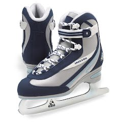 Jackson Ultima Women`s Softec Classic Figure Skates (Discontinued) Image