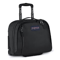 Jansport Rolling Carry On Brief Image