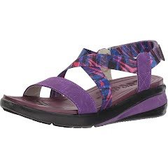 Jsport Women's Sunny Wedge Sandals Image