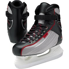 Jackson Ultima Mens Softec Comet Hockey Skates Image