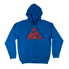 K2 Men's K2 Branded Logo Full Zip Hoodie Image