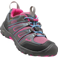 Keen Youth Big Kids' Oakridge Waterproof Hiking Shoes Image