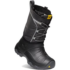Keen Youth Lumi Waterproof Winter Boots Image